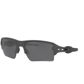 Oakley Flak 2.0 XL Pyöräilylasit, steel/prizm black iridium polar